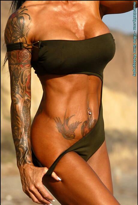 Latina Workout Photos